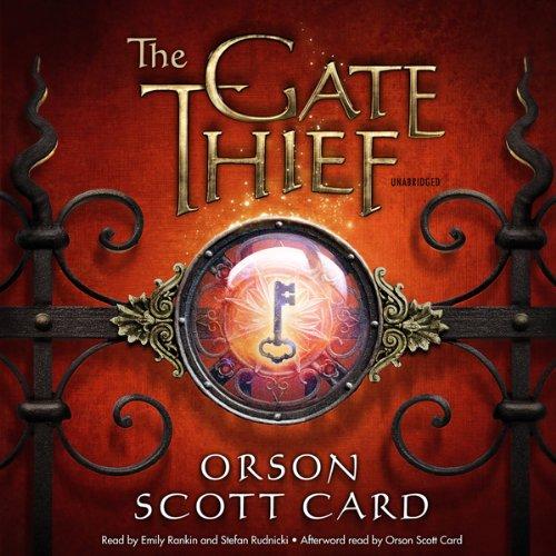 The Gate Thief  Audiolibri