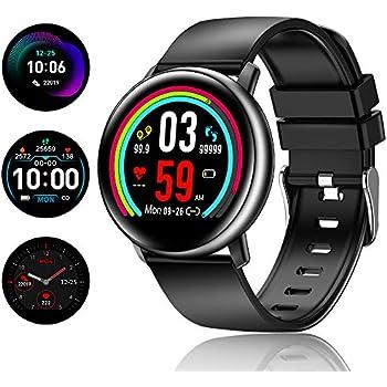 mart Watch Bluetooth SmartWatch, Waterproof Smart Wrist Watch ...