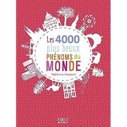 4000 plus beaux prénoms du monde, nouvelle édition (Hors collection)