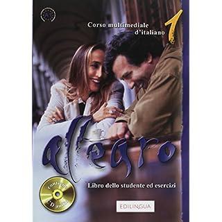 Allegro 1: Libro Dello Studente Ed Esercizi (Book and CD)