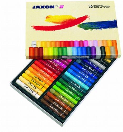 Jaxon 47436 Pastell Ölkreide 36er Pack
