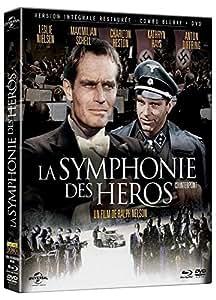 La Symphonie des héros [Édition Collector Blu-ray + DVD] [Version intégrale restaurée - Blu-ray + DVD]