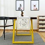 JINGJIE Tischläufer Tisch-läufer einfach modern leinen dining table schuhkarton coffee table tv-schrank bett-flagge hochzeit bankett dekoration-B 34x140cm(13x55inch)