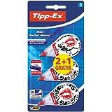 Tipp-ex Mini Pocket Mouse  (paquete 2+1)