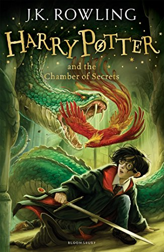 Harry Potter and the Chamber of Secrets: 2/7 Harry