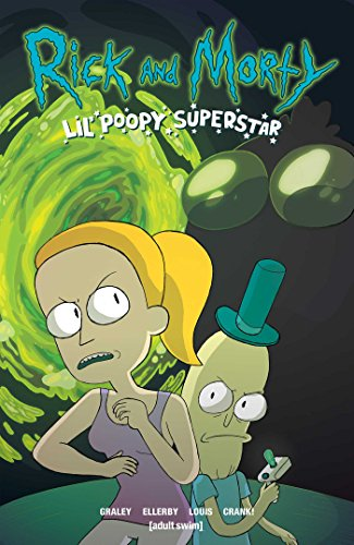 Rick and Morty: Lil' Poopy Superstar