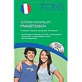 PONS Schülerwörterbuch Französisch für die Schule für  Rheinland-Pfalz: Französisch-Deutsch/Deutsch-Französisch, mit CD-Rom