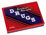 Blue Q Blechbox DRUGS mit Retro-Motiv