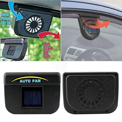 Solar Power Auto Fenster Lüfter Auto Lüfter Kühler Air Vent Fahrzeug Belüftung -