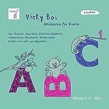 Malbuch ABC. Zum Kritzeln, Ausmalen und Zeichnen