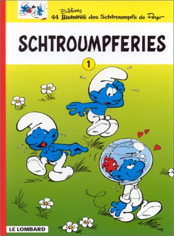 Fan de BD!, Schtroumpferies, tome 1
