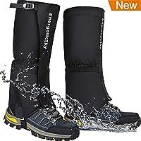 072 Ferocity Gamaschen Wasserdicht Gaiter Outdoor Wandern Schnee Ski Klettern Berge Hosenschutz Schneeschutz