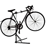 FEMOR Fahrrad Reparaturständer Montageständer 360° verstellbar Werkzeugständer für Fahrräder Reparatur bis 30kg