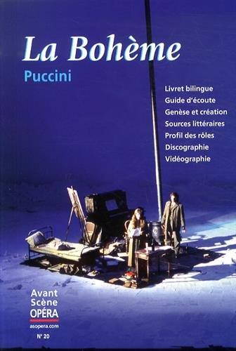 L'Avant-Scène Opéra, N° 20 : La Bohème