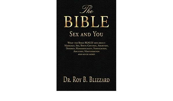 is masturbation fornication bible