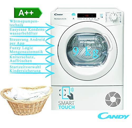 Candy CS H9A2DE-S/Wärmepumpentrockner