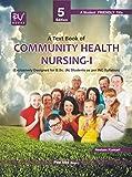PV A TEXTBOOK OF COMMUNITY HEALTH NURSING I (B.SC(N) 2ND YEAR)