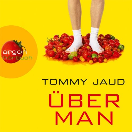 Buchseite und Rezensionen zu 'Überman' von Tommy Jaud