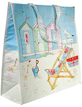 Immerschön Tasche Shopper in vielen Farben und Motiven Handtasche City-Bag Schultertasche Strandtasche