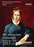 Image de Mit deutschen Gedichten durch das Jahr 2017 Textabreißkalender
