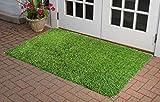 CHETANYA High Density Artificial Grass Carpet Mat for Balcony, Lawn, Floor or Doormat