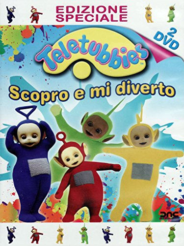 Teletubbies - Scopro E Mi Diverto (Special Edition) (2 Dvd)