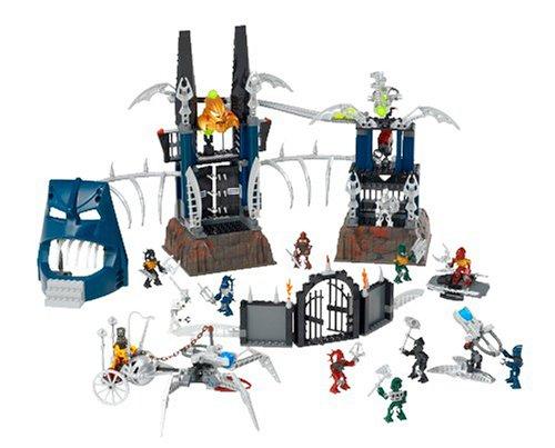 LEGO 8894 - BIONICLE 8894 Piraka-Festung (Bionicle Piraka)