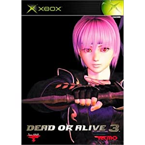 Dead or Alive 3[Japanische Importspiele]
