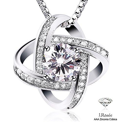 jrose-collar-plata-de-ley-925-dos-inseparables-3a-circn-con-una-caja-hermosa-para-mujer-48-cm-de-lon