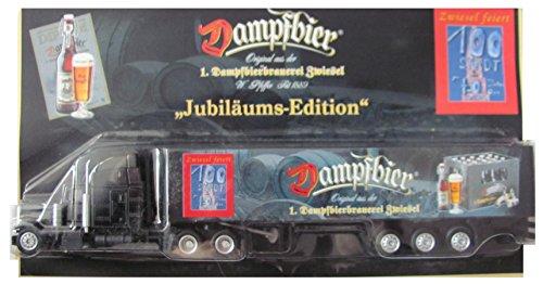Preisvergleich Produktbild Dampfbierbrauerei Zwiesel Nr. 06 - Dampfbier - Freightliner - US Sattelzug