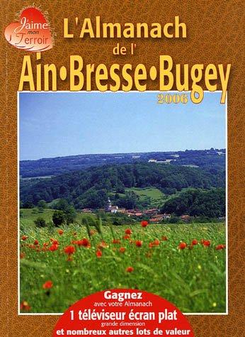 L'Almanach de l'Ain-Bresse-Bugey