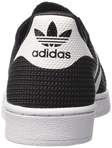 adidas Herren Superstar Fitnessschuhe Schwarz (Core Black/footwear White/footwear White)