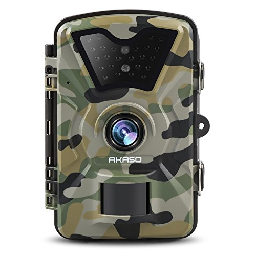 ada5c443bd6 ... Trail Camera with Infrared Night Vision 1080P HD 12MP Surveillance Cam  Waterproof Wildlife Hunting Scouting Camera. Sale!