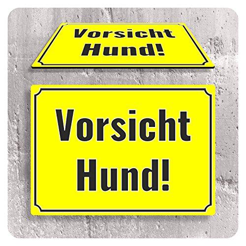 hundeschild-vorsicht-hund-schild-warnschild-aus-3mm-alu-verbund-297cm-x-21cm