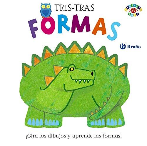 Tris-tras. Formas (Castellano - A Partir De 0 Años - Proyecto De 0 A 3 Años - Libros Manipulativos)