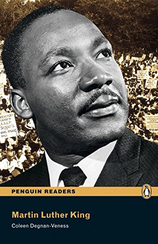 Level 3: Martin Luther King Book and MP3 Pack (Pearson English Graded Readers) por Coleen Degnan-Veness