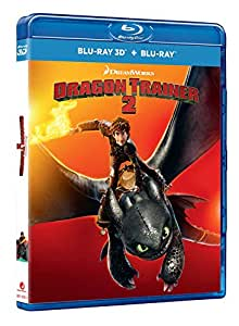 Dragon Trainer 2 (Blu-Ray 3D + Blu-Ray)