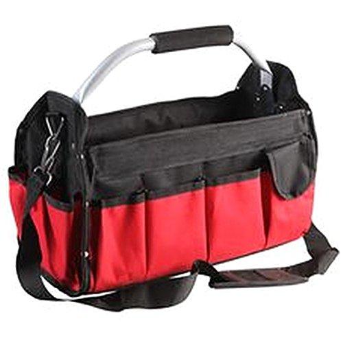 Preisvergleich Produktbild Große Tasche Werkzeug Werkzeugtasche TOTE - Werkzeugtasche, TOTE, groß, Transportetui Material: Stoff, Außentiefe: 180 mm, Außenmaß Höhe: 330 mm, Außenmaß Breite: 400 mm, MSL :-