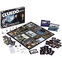 Hasbro [UK-Import] Cluedo Sherlock Edition