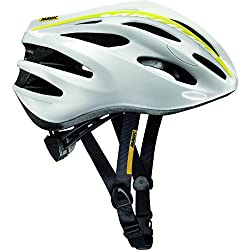 Mavic Aksium, Color Yellow, White, Size 57 – 61 Cm