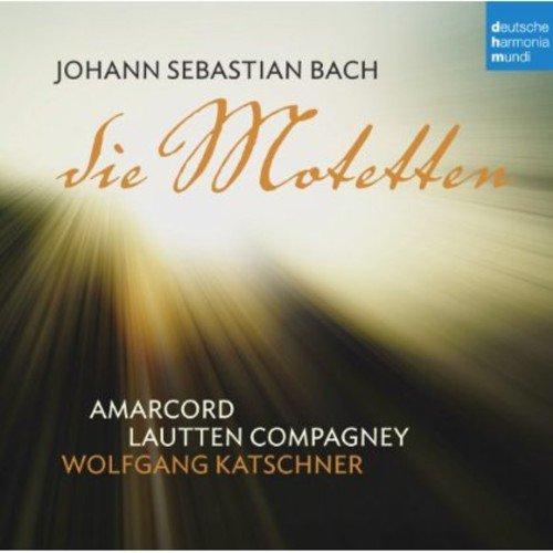 Bach:die Motetten [Import allemand]