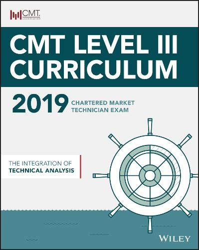CMT Level III 2019: The Integration of Technical Analysis