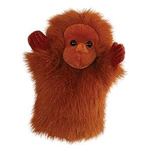 Deb Darling Designs - Orangután títere de Mano