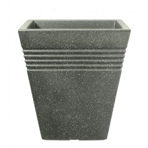 stewart-piazza-square-planter-marble-green-garden-patio-plant-pot-40x40x41cm