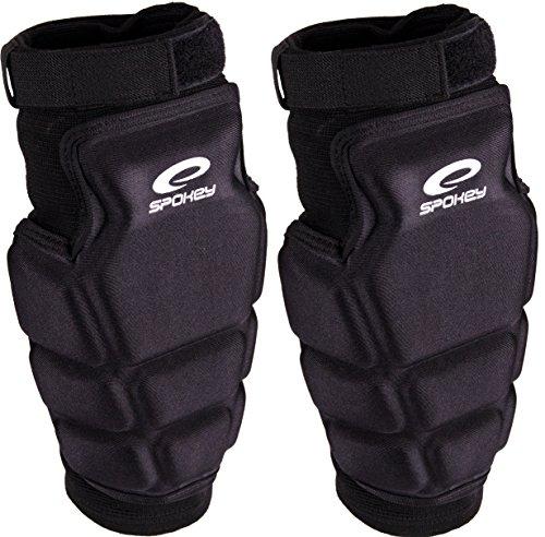 Spokey Knieschoner Unisex Knie-Protektoren | Knieschützer , schwarz , S/M -