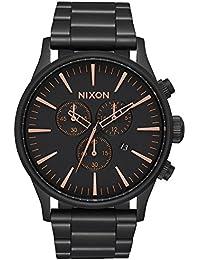Nixon Unisex Erwachsene-Armbanduhr A386-957-00