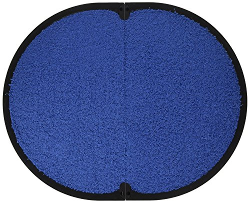 Tappetino poggiapiedi (piscina, palestra, doccia) FITFEET (nero /blu)