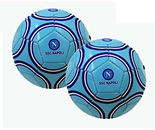 Ball SSC Napoli wahre Himmel Leder MB-02
