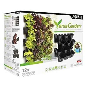 aquael versa garden gr ne wand pflanzen wandmodul haustier. Black Bedroom Furniture Sets. Home Design Ideas
