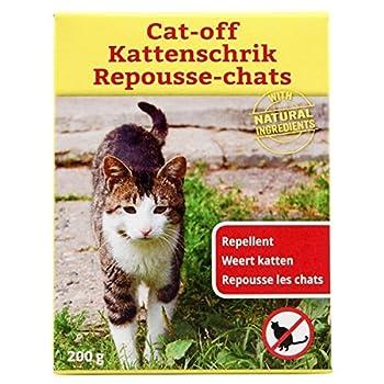 Repulsif chats granulés résistant à l'eau 200 gr